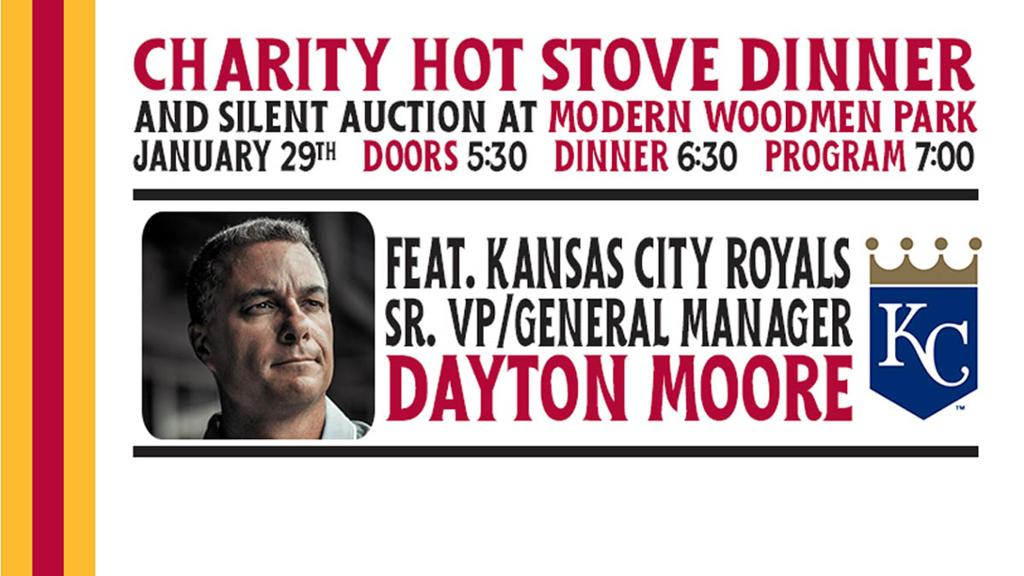2020 Charity Hot Stove Dinner