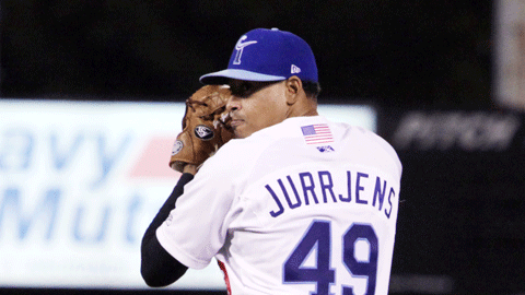 Jair Jurrjens picked up his fourth win of the season Wednesday.