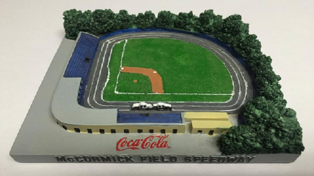 Saturday Night Giveaway Pays Homage to McCormick Field