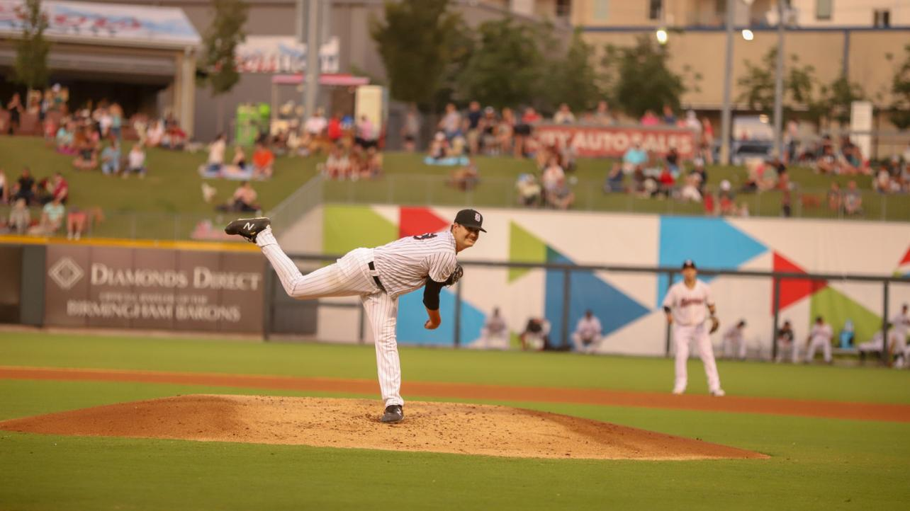 Bats Silent in 2-0 Loss to M-Braves