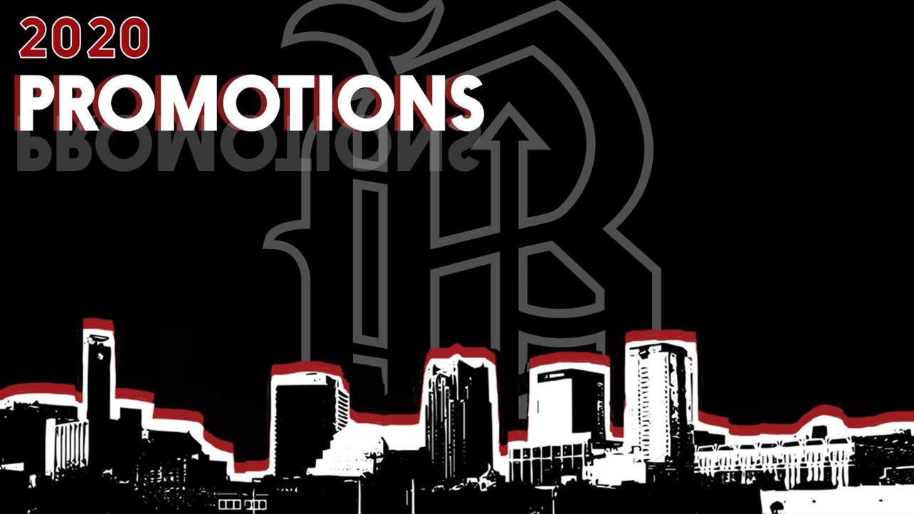 Barons Announce 2020 Promotional Schedule