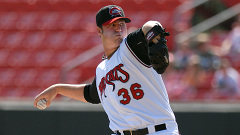Cody Anderson was promoted to Double-A Akron on August 14.