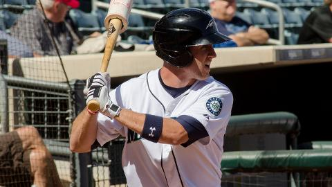 Patrick Kivlehan batted .303 with 90 RBIs in 128 Minor League games.