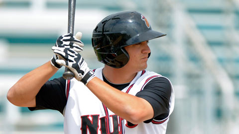 Niko Gallego hit .215 with three homers in 81 Cal League games.