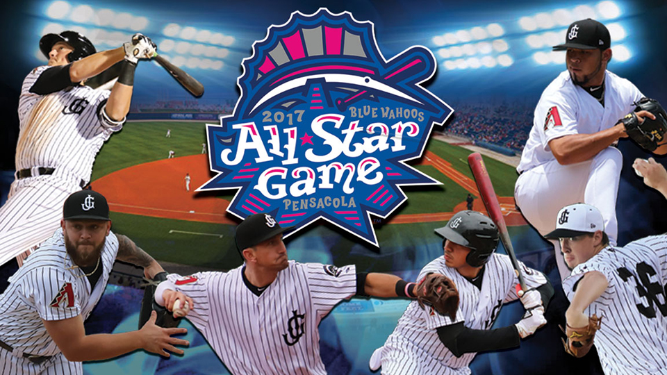 d9f71c039dc Six Generals Named to All-Star Team. Clarke, Cron, Flores, Krehbiel, Moya,  Walsh to play in Pensacola