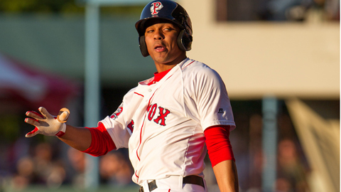 Xander Bogaerts is hitting .313 with seven RBIs in his last 10 games.