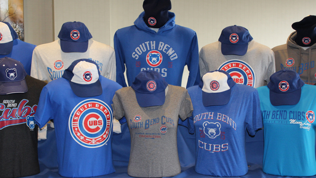 South Bend Cubs unveil official new logo 17248bb697d