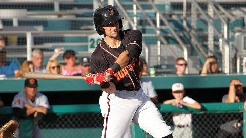 Modesto outfielder Braden Bishop was named Top Star at the 2017 Cal League All-Star Game.