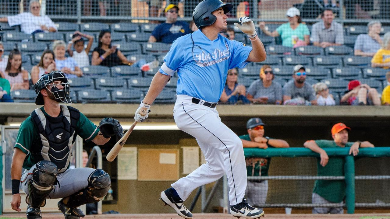 Four-run sixth lifts West Virginia to 8-5 comeback win | West