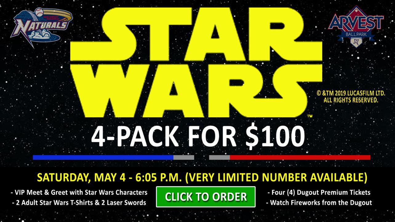 Star Wars Night 4-Pack - 2019