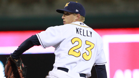 Merrill Kelly went 8-3 with a 3.57 ERA in 32 games last season.