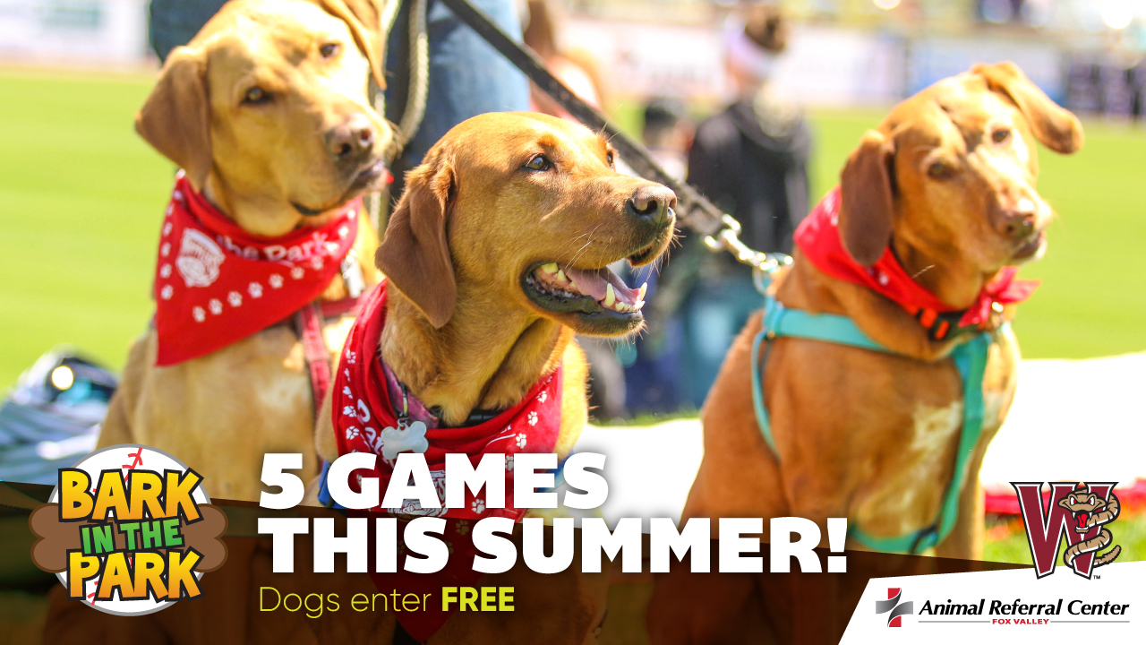 Timber Rattlers Schedule 2019 Timber Rattlers Schedule Five Bark in the Park Events for 2019