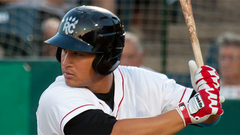 Arcia had a .727 slugging percentage in 10 Triple-A games.
