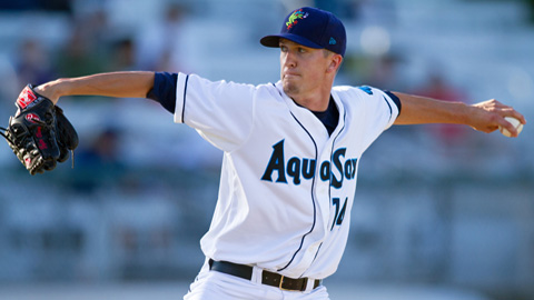 Tyler Olson pitched the NWL's first complete-game shutout since 2011.