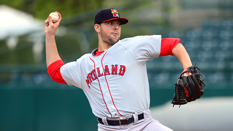 Anthony Ranaudo went 8-4 with a 2.95 ERA in 19 starts for Portland.