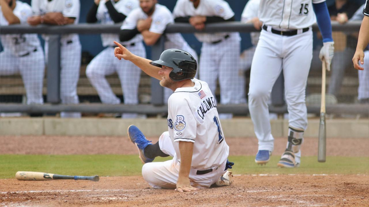 Six Straight Shuckers Win Back And Forth Battle With Lookouts
