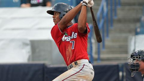 Byron Buxton has a 1.056 OPS in 17 August games for Fort Myers.