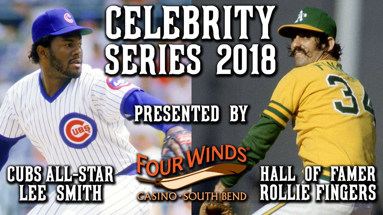 Milb article milb meet former chicago cubs pitcher lee smith and hall of famer pitcher rollie fingers in a special vip meet and greet m4hsunfo