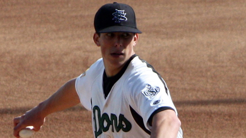 Kyle Zimmer has allowed five baserunners in three Arizona League starts.