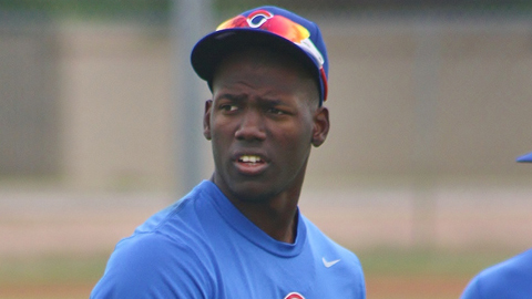 Jorge Soler agreed to a nine-year, $30 million contract last June.