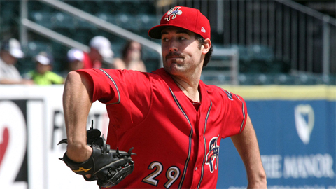 Robbie Ray won a career-high 11 games across two levels in 2013.
