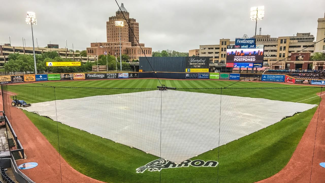 Curve washed away again in Akron   Altoona Curve News