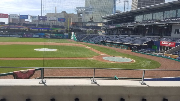 Seating Chart Hartford Yard Goats Tickets