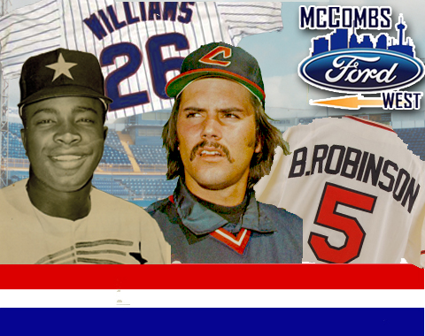 Missions to honor Brooks Robinson, Billy Williams, Joe Morgan and Dennis Eckersley with Hall of Fame jersey series in 2014 season.