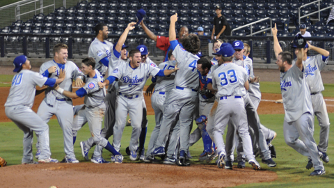 Daytona has won two of the past three Florida State League titles.
