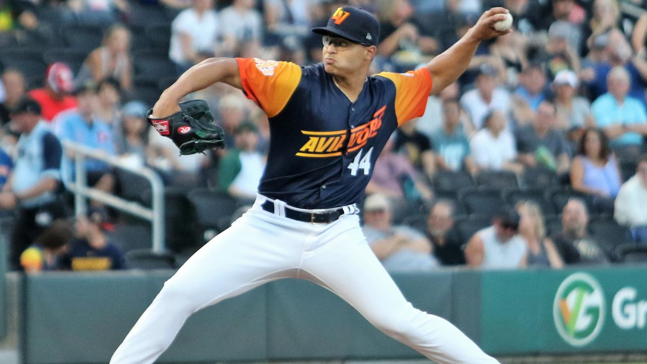 A's Luzardo looks to stay on track with Aviators
