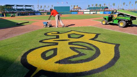 The Bucs' Class A Advanced affiliate plays at Bradenton's McKechnie Field.