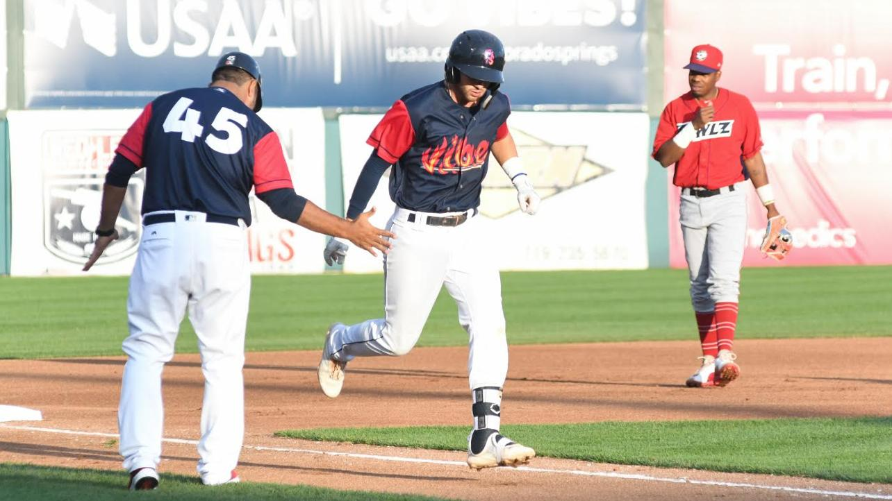 Vibes Demolish Owlz to Retake Series Lead