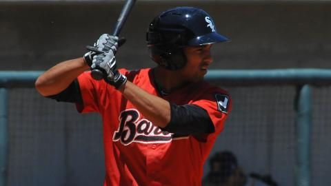 Marcus Semien also led the Southern League with 90 runs scored.