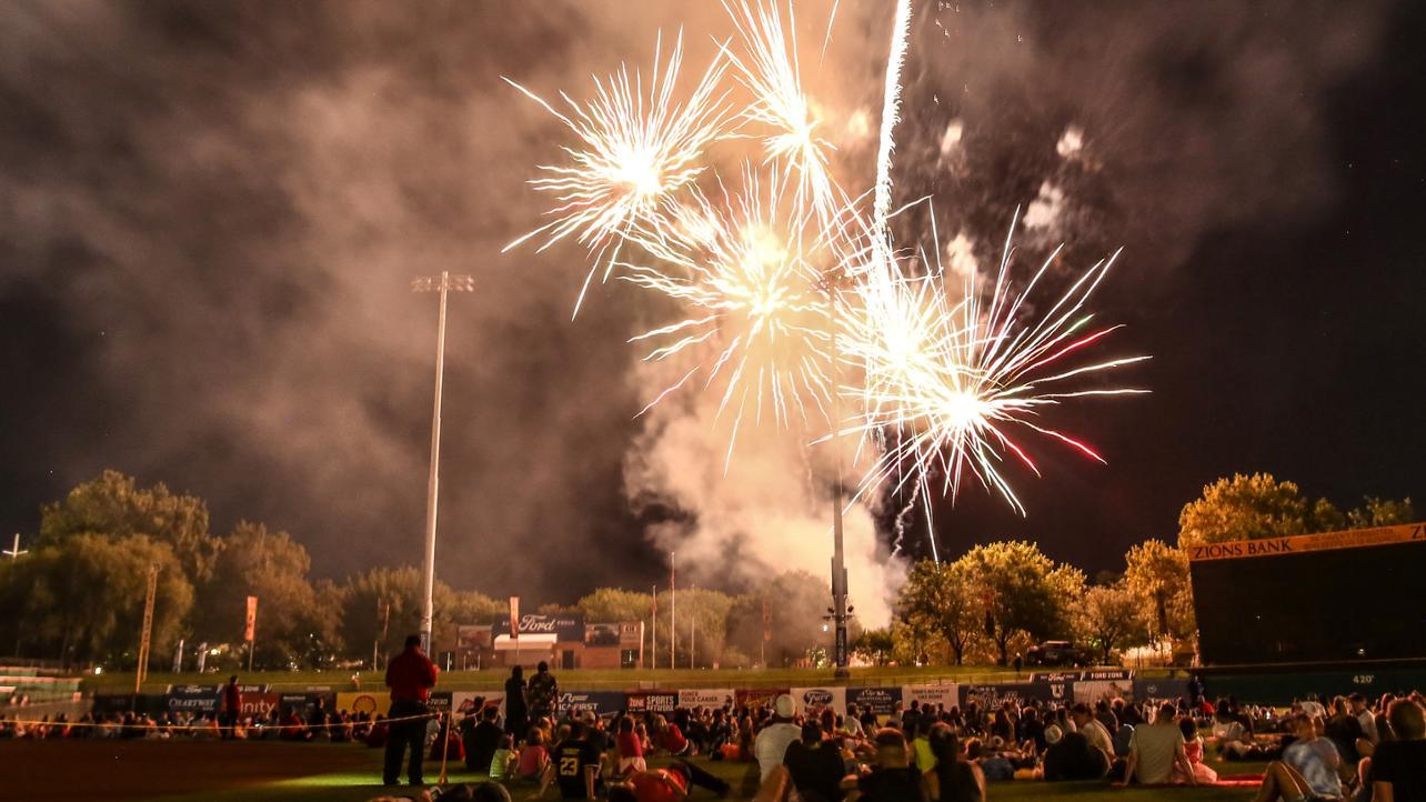 Fan Appreciation & Fireworks August 30th