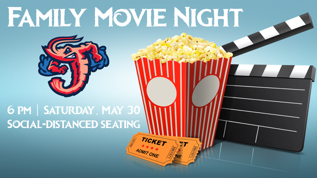 Affordable Family Fun returns with May 30 Family Movie Night