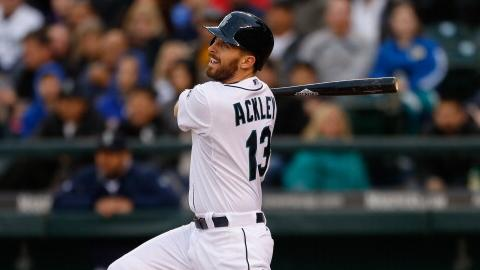 Dustin Ackley is batting .400 in 20 games since joining Tacoma.