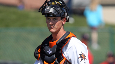 Keys catcher Michael Ohlman homered and drove in two runs, but Frederick still fell Sunday night.