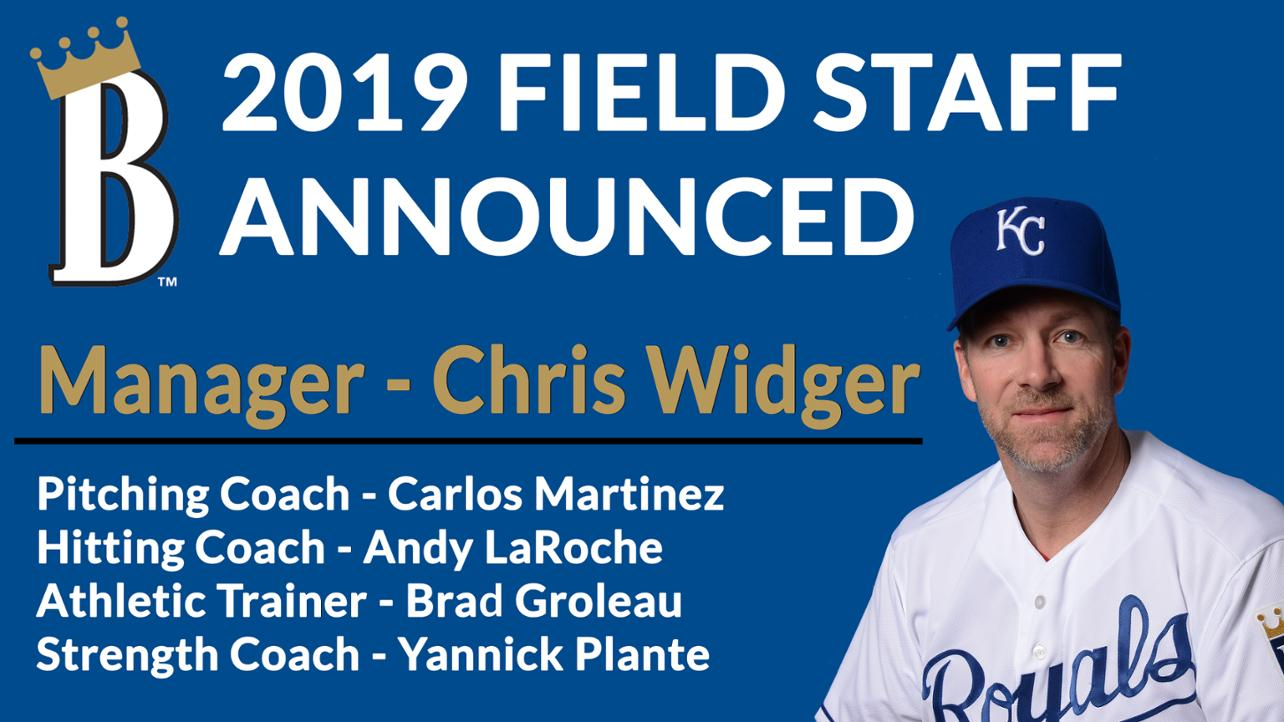 2019 Field Staff Announced