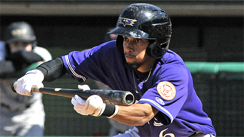 Billy Hamilton stole two bases (numbers 74 and 75 on the season) as part of a five-steal night for the Bats on Thursday.